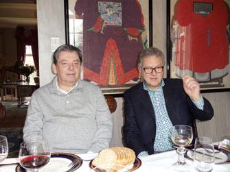 М.Е. Перченко и П. де Трандэ.